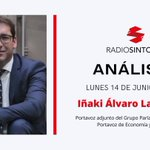 Image for the Tweet beginning: 📈 Análisis en Radio Sintonía