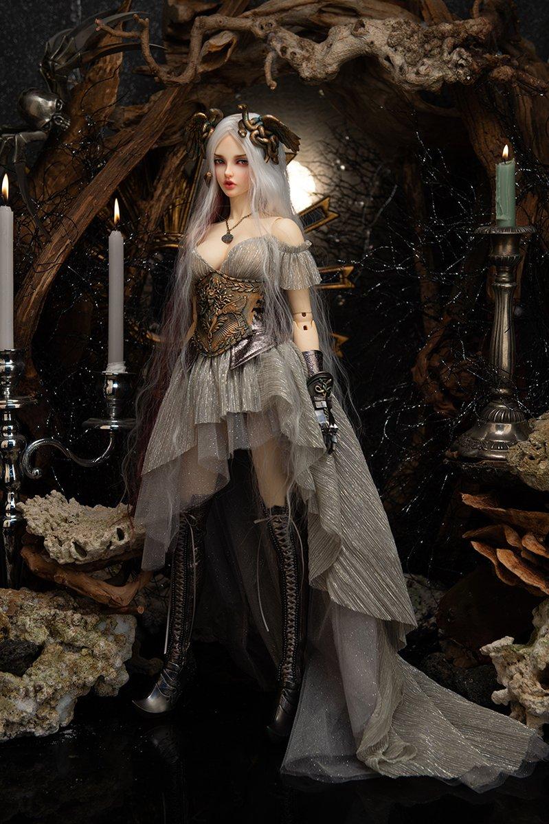 test ツイッターメディア - 【即納情報】FAIRY LANDより、大人気ドール『FeePle65 Angela(Type2) Full Package (Medusa)』のご紹介です✨  鎧を身につけた厳かなメデューサ。露出する柔肌と重厚なアーマーが、飴と鞭の様に甘美な美少女ドールです。  ぜひご覧になってみてください。 ➡️https://t.co/JOksH2QxmY https://t.co/6DaCNHBC6u