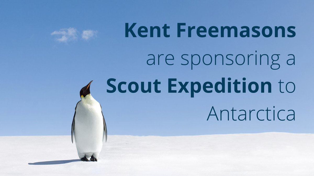 test Twitter Media - 👑Our #ProvinceOfTheWeek is… @EastkentProv AND @westkentmasons!👑  ❄️Kent Freemasons have joined together with £5,000 to sponsor @Kentscouts as they recreate Shackleton's 1921 Antarctica expedition 🌍 Learn more about this exciting adventure: https://t.co/OtNFBwgRsw #ReQuest2021 https://t.co/MYwrOWK9iz