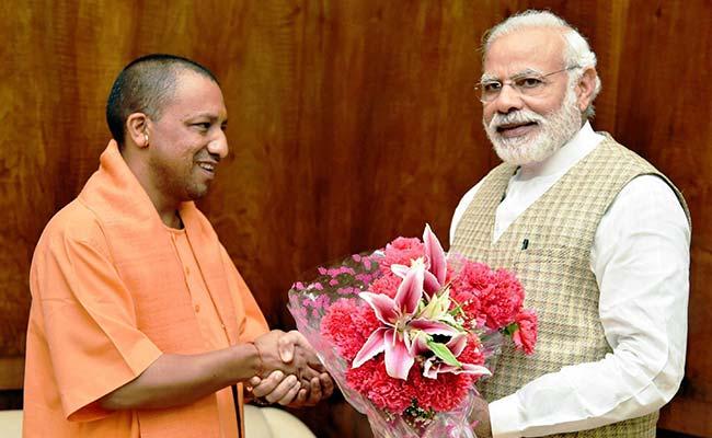 Amid Dissent In UP, PM's Praise For Yogi Adityanath's Scheme For Elderly https://t.co/7HjZuRrfef https://t.co/C8twBoE4pO