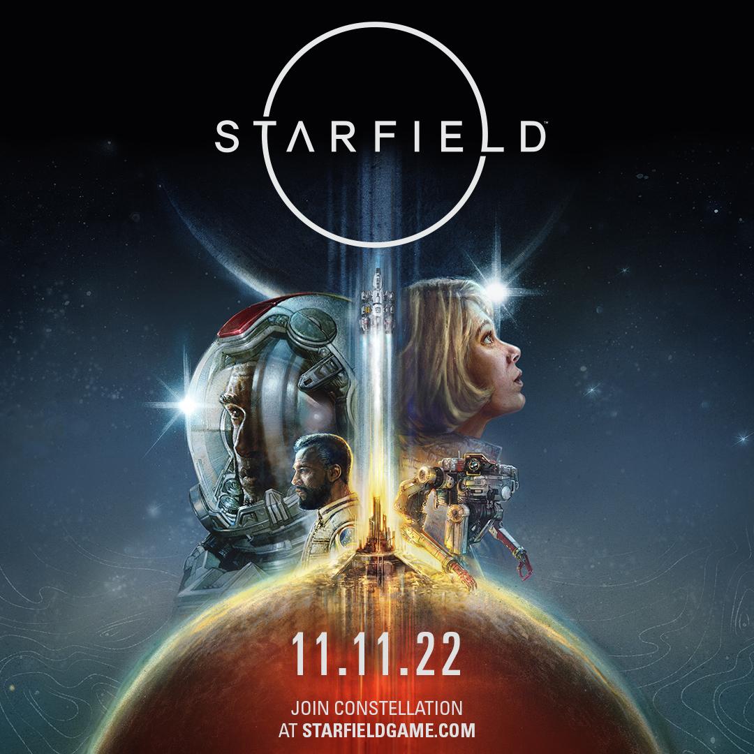 @StarfieldGame's photo on Starfield