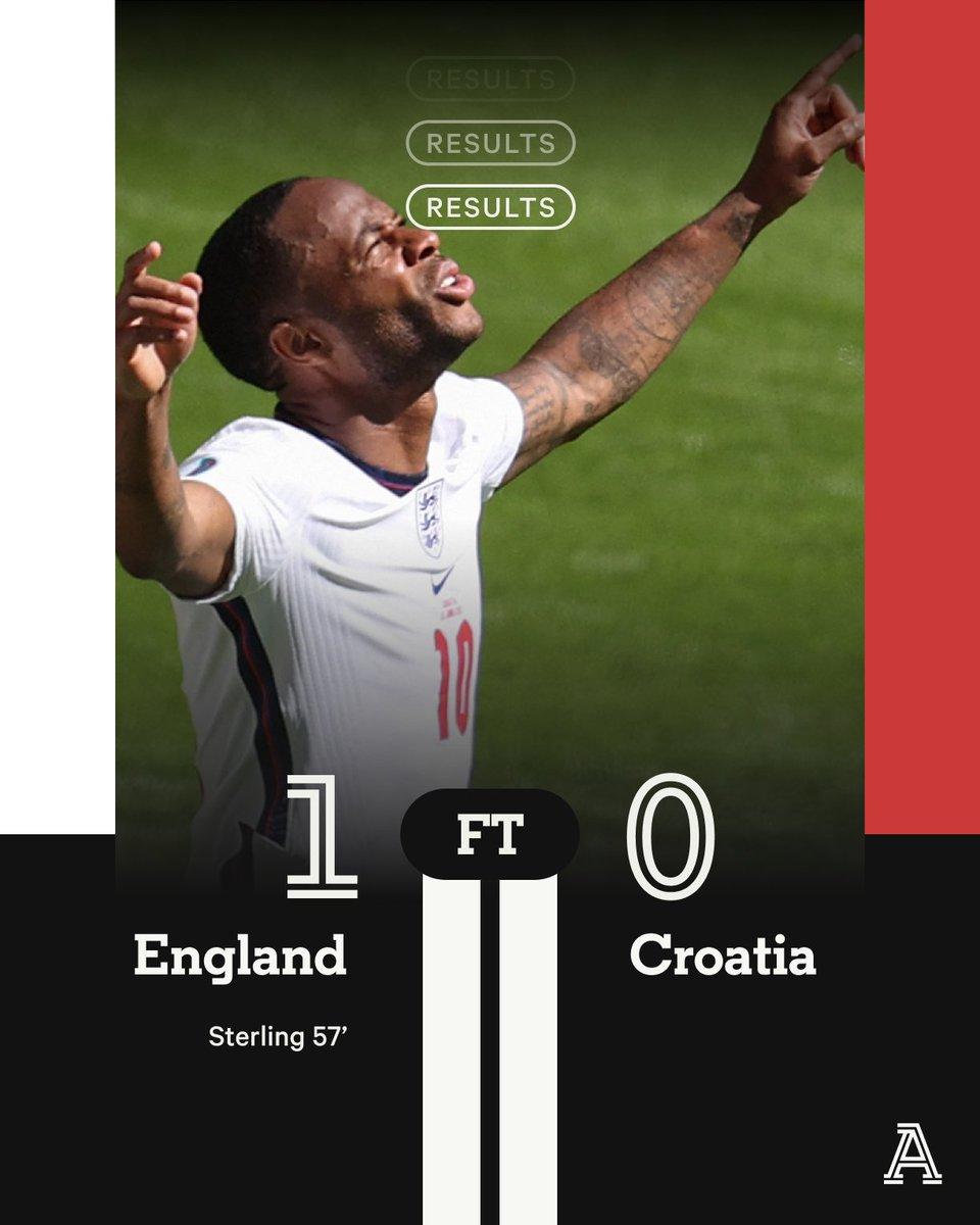 England's opening games at Euros:  '68 0-1 Yugoslavia ❌ '80 1-1 Belgium ❌ '88 0-1 Rep of Ireland ❌ '92 0-0 Denmark ❌ '96 1-1 v Switzerland ❌ '00 2-3 Portugal ❌ '04 1-2 France ❌ '12 1-1 France ❌ '16 1-1 Russia ❌ '21 1-0 Croatia ✅  #ENG win their opening game of #EURO2020 https://t.co/5bQ2xIJtQA
