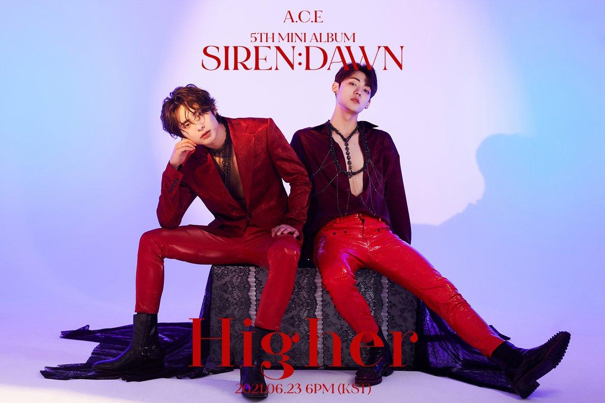 [#JUN] 14.06.21 - via Twitter oficial  Veja agora a photo concept unit de Jun e Chan no conceito #ECLIPSE para o comeback que ira acontecer no dia (23/06).
