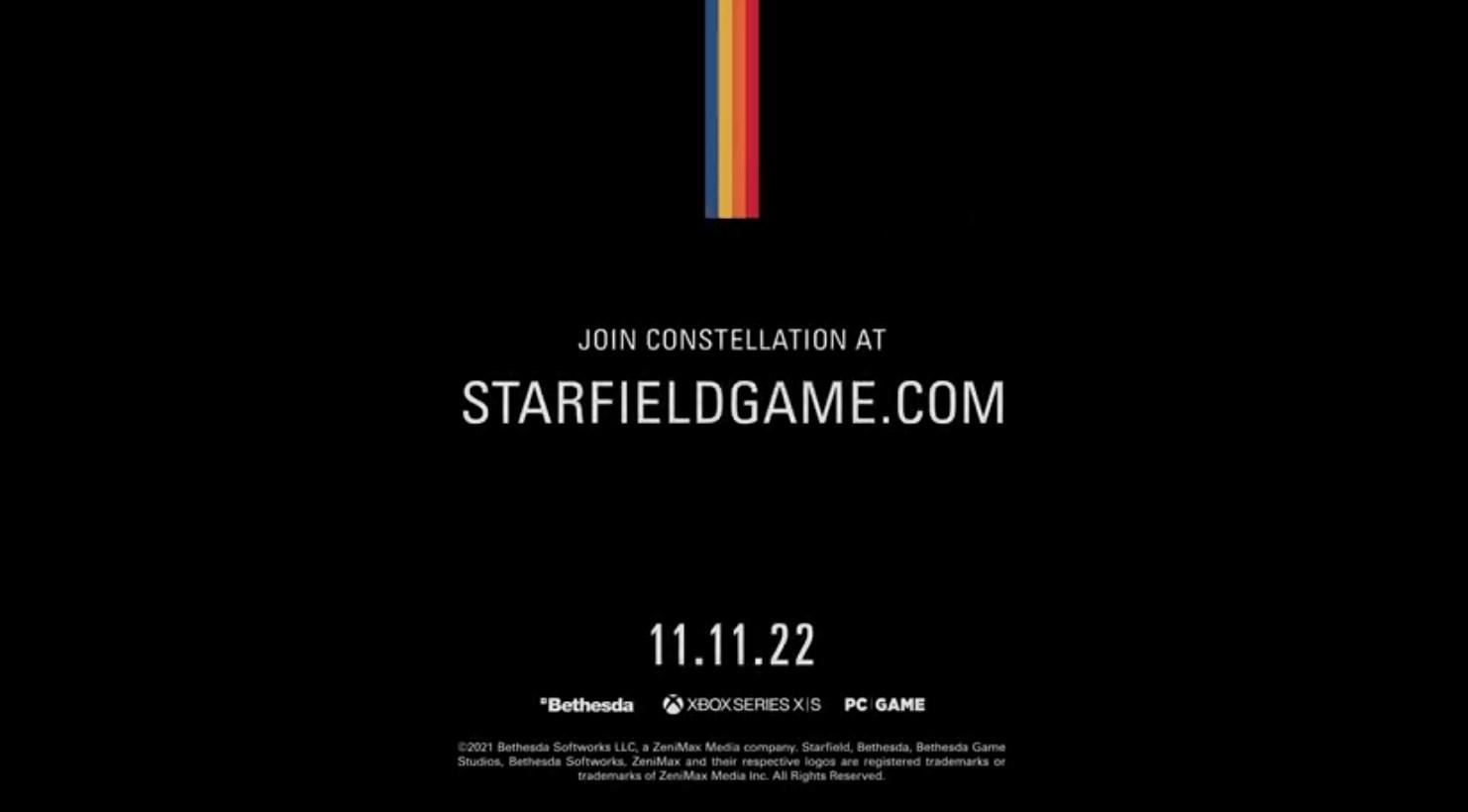 ImageLa fecha de lanzamiento de Starfield