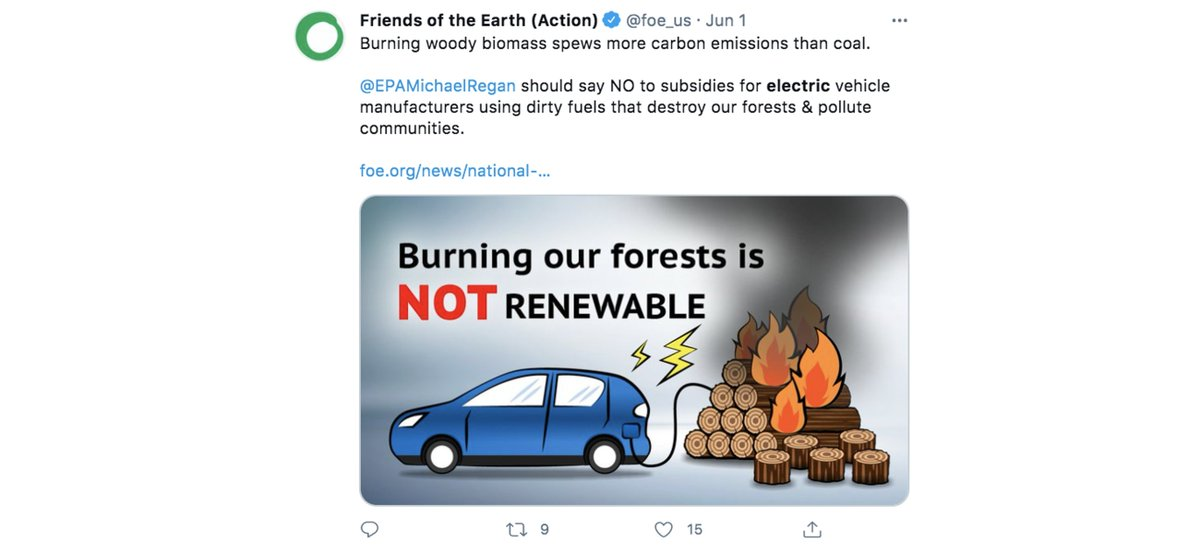 """More at:  http://bit.ly/3pNb8BVHow the """"fight"""" with mining is going?3 posts a week under  #EndEUExtractivismfrom 180 orgs who signed petition!Meanwhile 1 org still promote e-cars.For them cobalt, lithium, nickel, copper, etc is """"Renewable""""Check the chart is it really so:"""