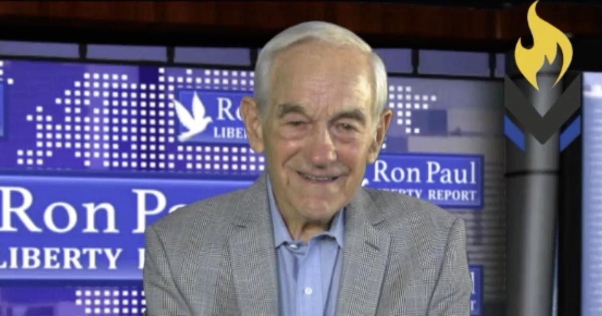 Mises & Austrian Economics: The LP Mises Caucus Interviews Ron Paul  https://t.co/LulWhqZw4L https://t.co/yo0nP3lr9M