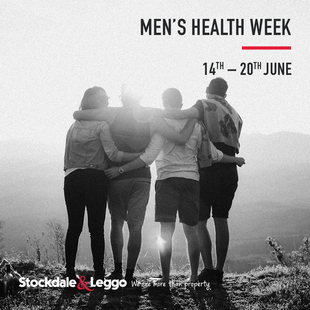 It's Men's Health Week; 'Working together for men's health' #StockdaleLeggo #MensHealthWeek #WeSeeMore https://t.co/ka9Rnf4QG7