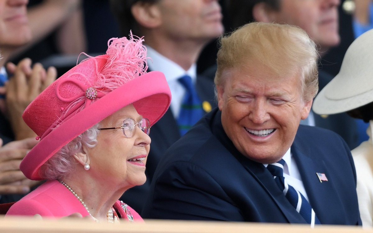 #BBCnews #bbcnewsten You can bet she had much more fun with Donny!! https://t.co/Kdbcct9rts