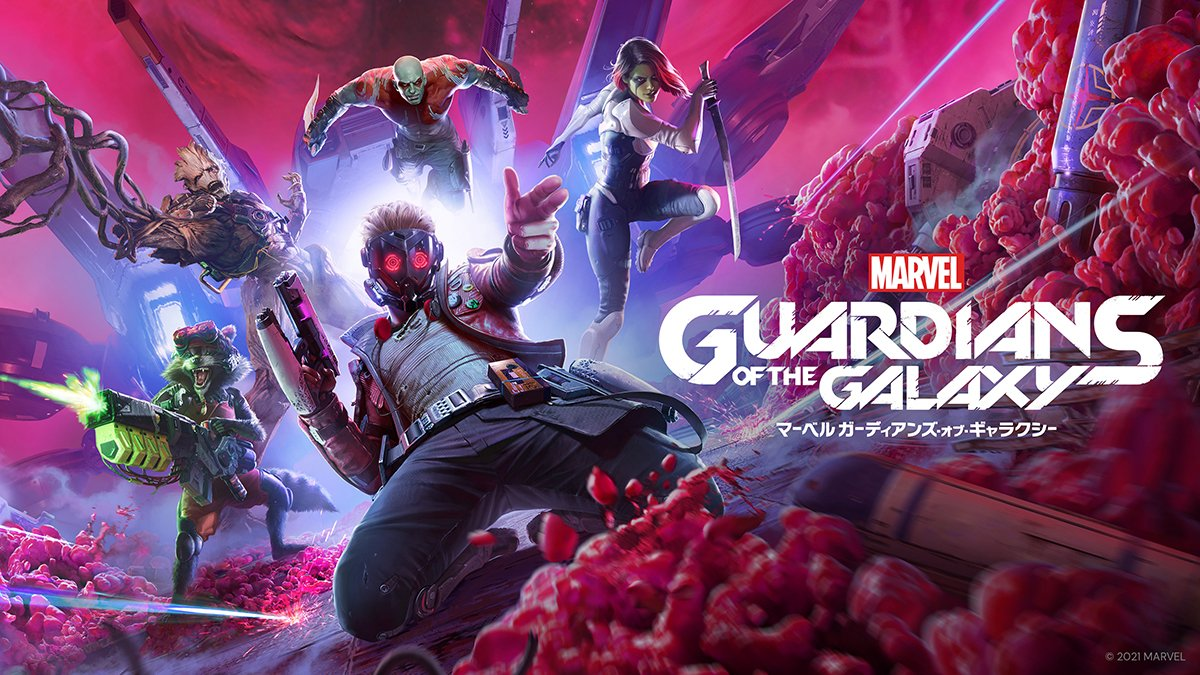 @PlayStation_jp's photo on Guardians of the Galaxy