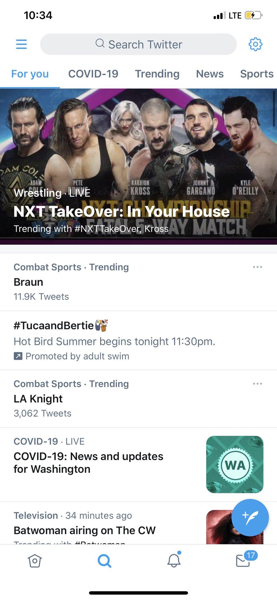 Braun Strowman Defends WWE NXT Women's Champion With Profanity Filled Tweet 37