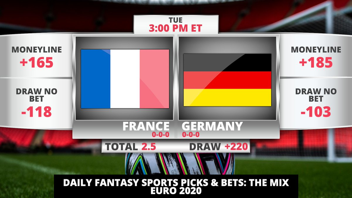 EURO 2020 Picks and Bets Tuesday 6/15 via @CGeorgeGamble  https://t.co/i6fsijQFRx  Apple: https://t.co/BMRInwQy7m Stitcher: https://t.co/XZJHR8aLoB Spotify: https://t.co/GJsAGorViE Google: https://t.co/G2Yhr3Frya https://t.co/v19rvMXsKn