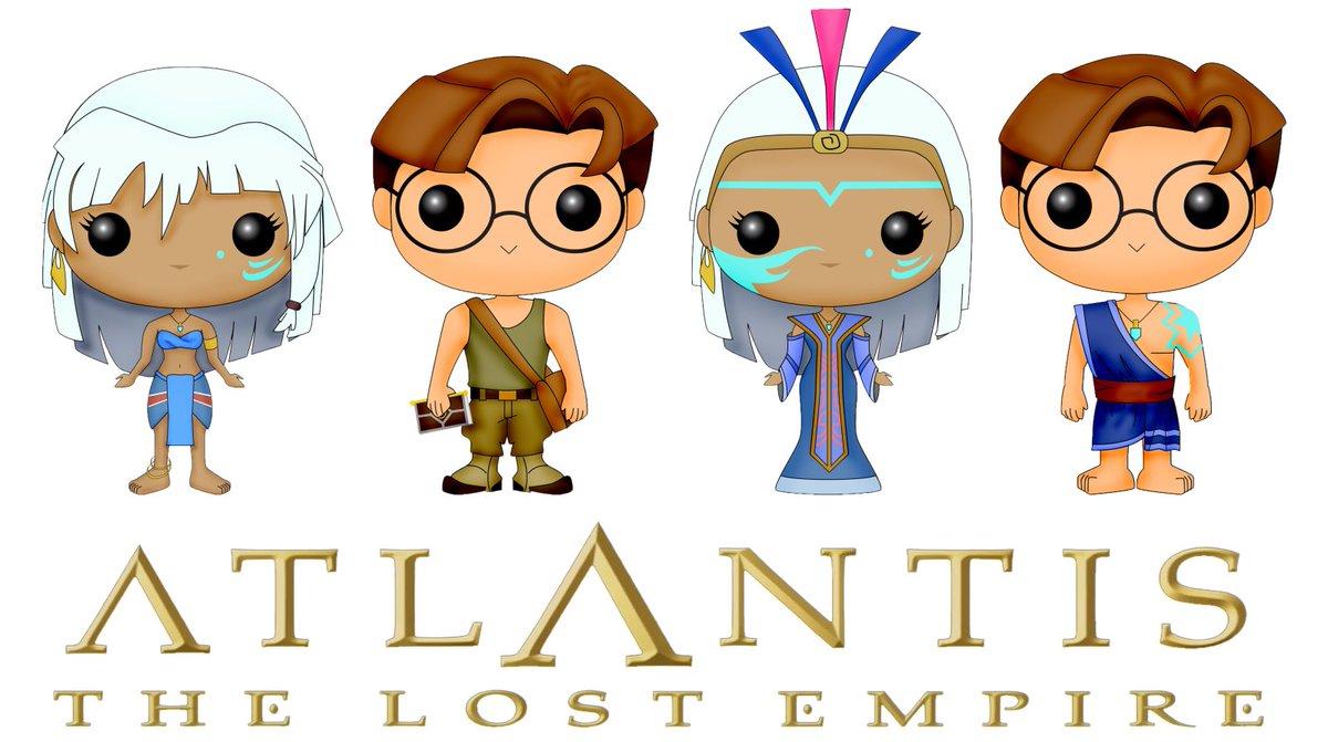 @OriginalFunko pls make @Disney Atlantis pops #AskFunko #disneyatlantis https://t.co/OGAWll9O2w