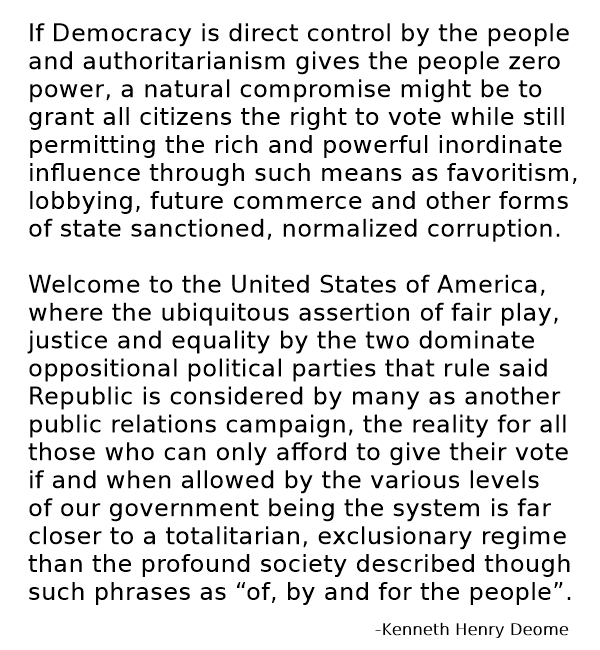 #America #GOP #DNC #Lobbying #TheFuture #Politics #Wealth #Power #Poverty #WeThePeople #Progress #BillOfRights #Constitution #CorporateAmerica #Authoritarianism #Freedom #Democracy #Humanity https://t.co/yMFZWuxDgq