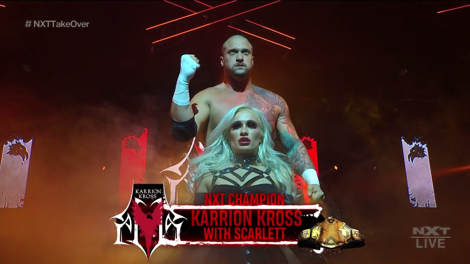 Bombshell Scarlett Reportedly Considered For WWE Main Roster Debut 158