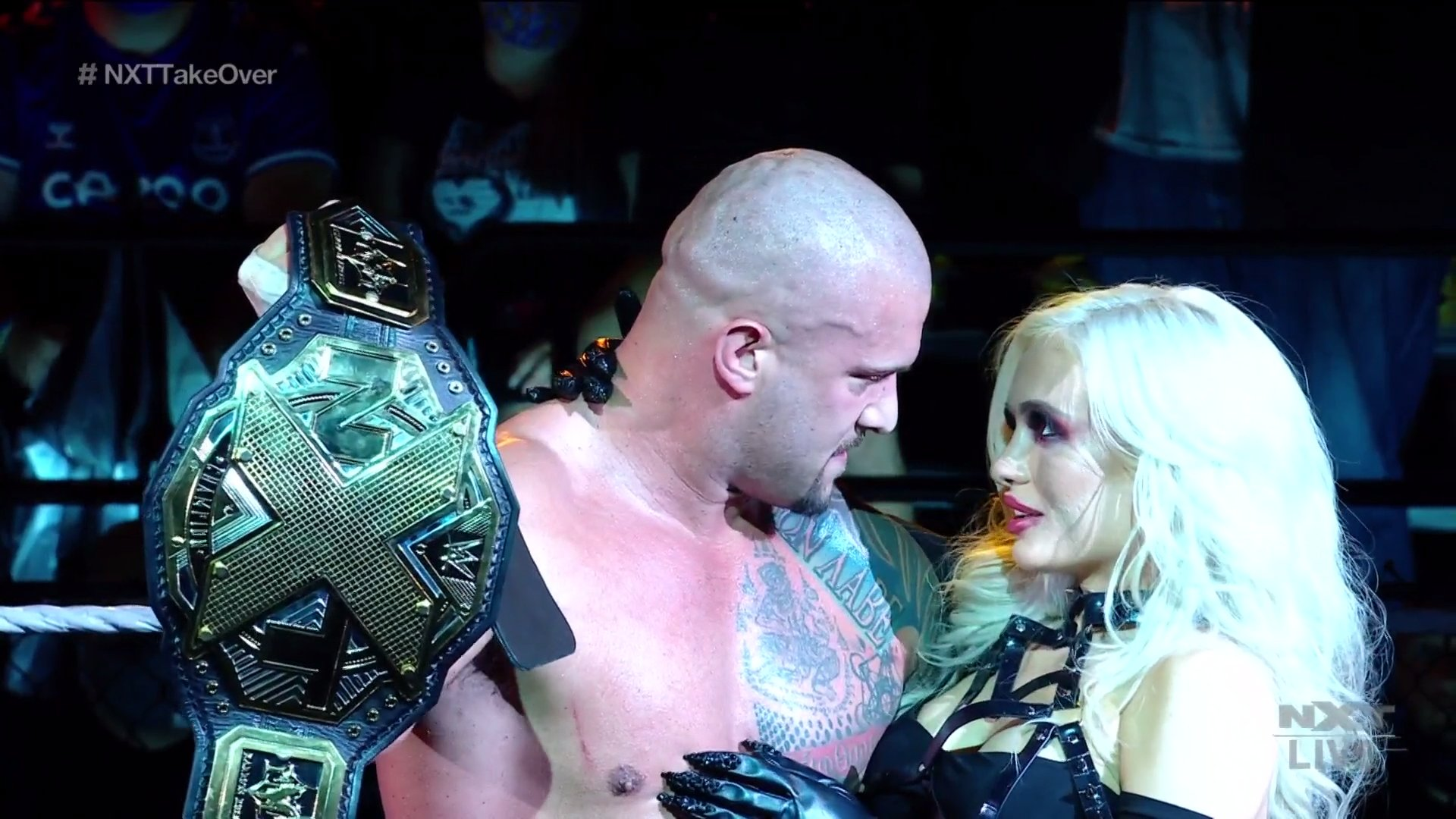 WWE Fans In For Scarlett's Raw Debut After Karrion Kross' Loss 99