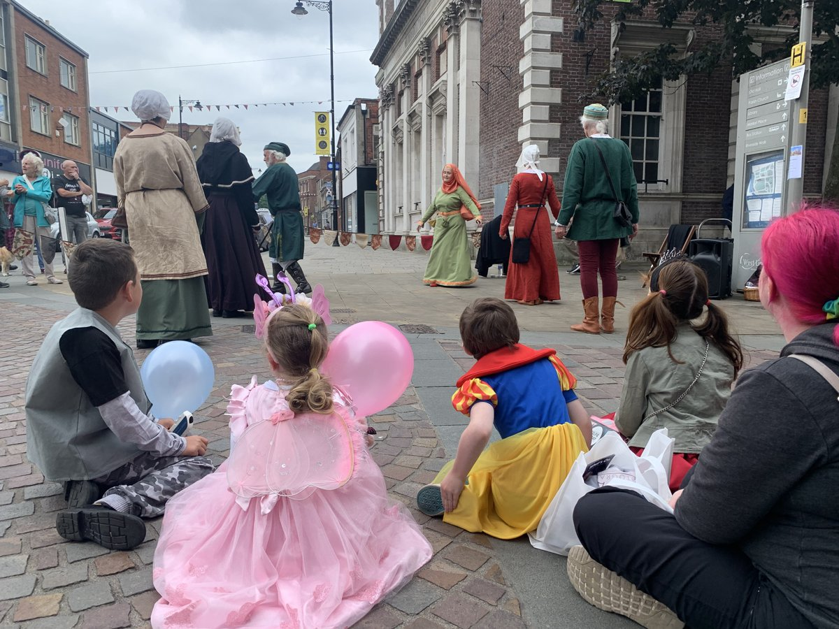 To see all the reaction from last weekend's historic market in #Gainsborough, see below. There are many events coming up in the town that we are looking forward to over the next few months - including a special Mayflower event coming on 17 July!