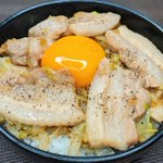 丼もの料理が好きな人は是非!絶品豚バラ丼レシピ!