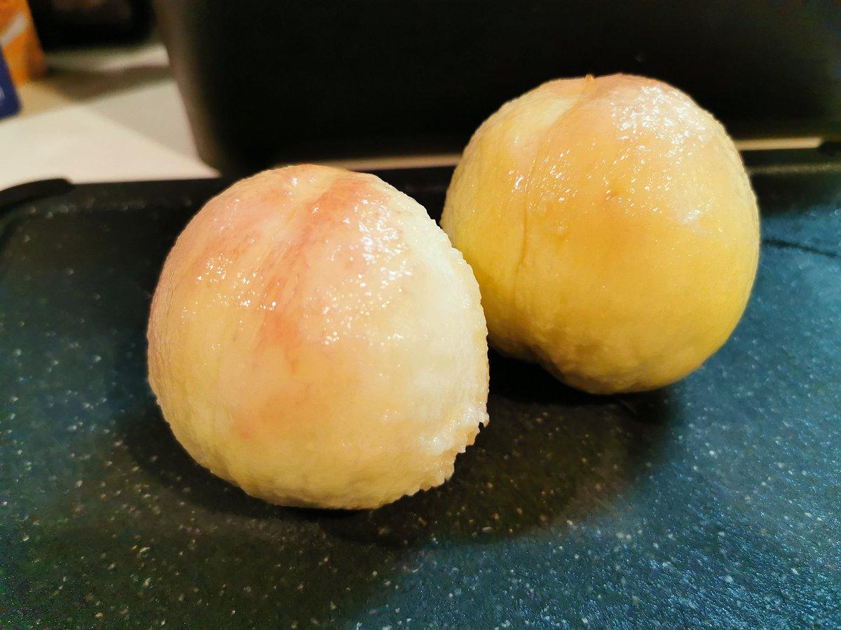 覚えておくと役立つかも!桃の皮を綺麗に剥く方法が話題に!