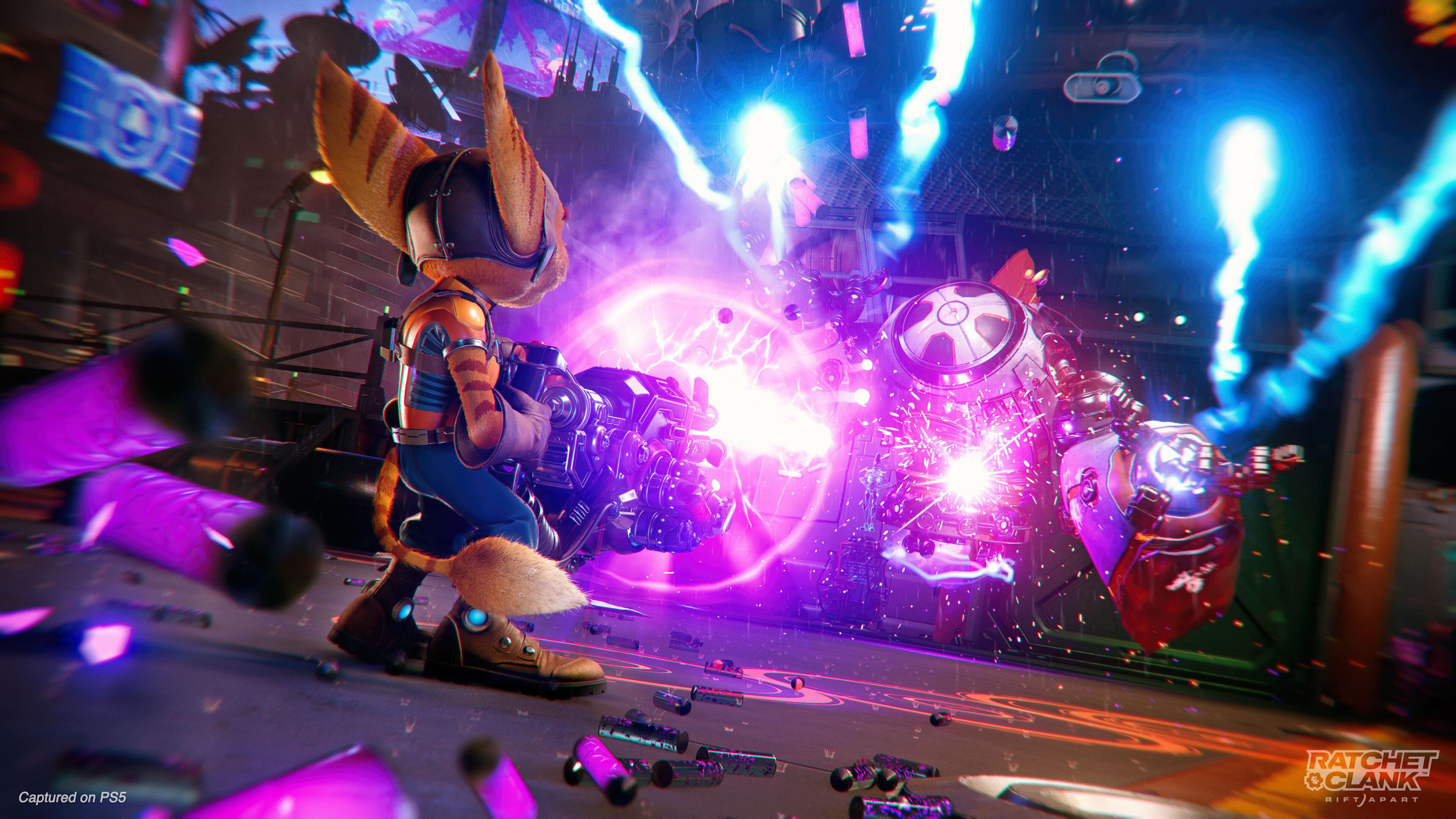 Ratchet & Clank: Em Uma Outra Dimensão