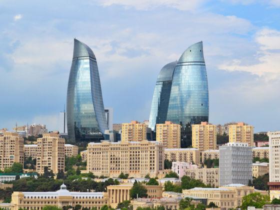 La vague de chaleur se poursuit sur l'est de l'#Europe. Jusqu'à près de 43°C en Grèce et record de chaleur pour un mois de juin à Bakou en Azerbaïdjan avec 40,5°C.