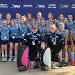 Image for the Tweet beginning: U14 National Club Champions for
