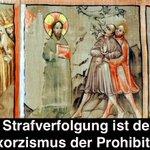 Image for the Tweet beginning: #Strafverfolgung ist der #Exorzismus zur