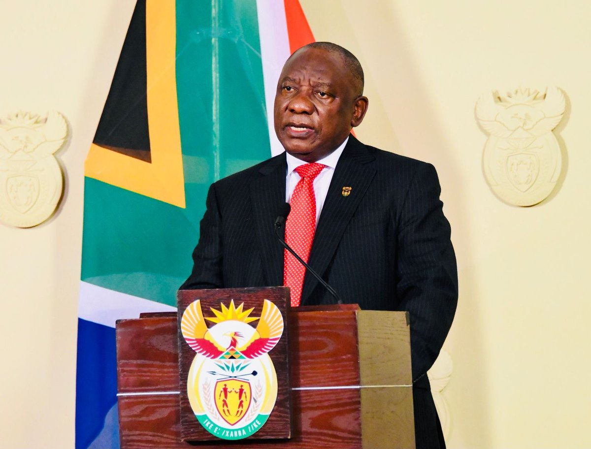 South African Government On Twitter Reminder President Cyrilramaphosa Will Address The Nation At 20h00 Today Sunday 27 June 2021 On Developments In The Country S Response To The Covid19 Pandemic Https T Co A5fzvwc2db