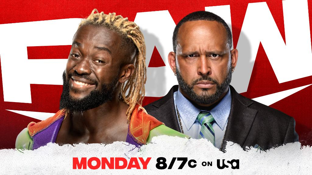WWE Raw Preview (28/06/21): Triple Threat; Six-Woman Tag Match; Strap Match 35