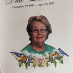 Image for the Tweet beginning: Remembering one special lady who
