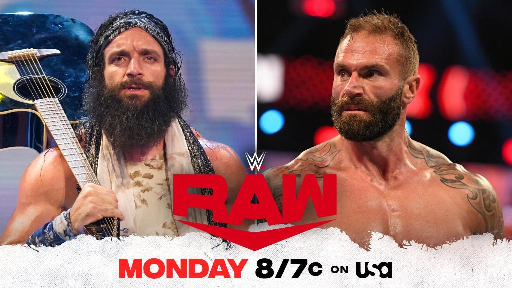 WWE Raw Preview (28/06/21): Triple Threat; Six-Woman Tag Match; Strap Match 36