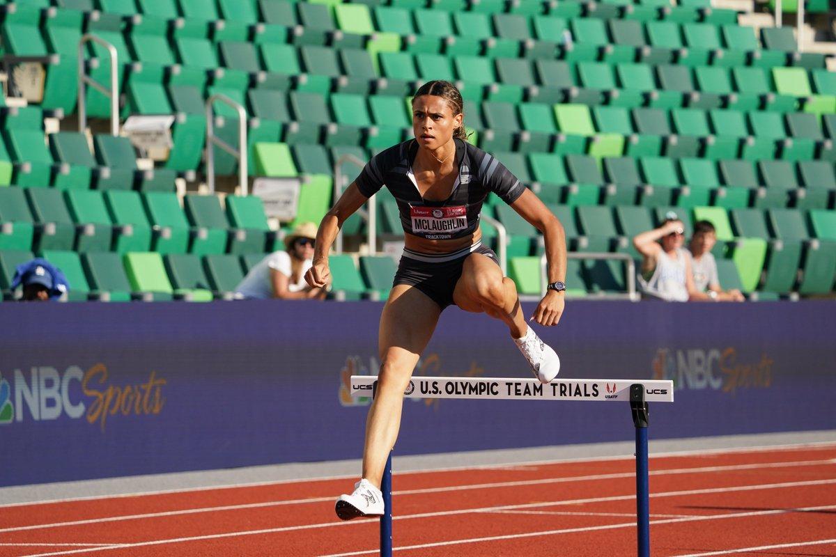 There are few single events that. Usatf On Twitter World Record Gosydgo Runs 51 90 To Set A New Pending Women S 400m Hurdles World Record Trackfieldtrials21 Https T Co Ygjpbw2way