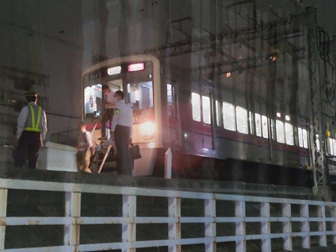 【3時間50分ストップ】京王線車両故障で府中~高幡不動で一時運転見合わせ 運転再開も大幅な遅延