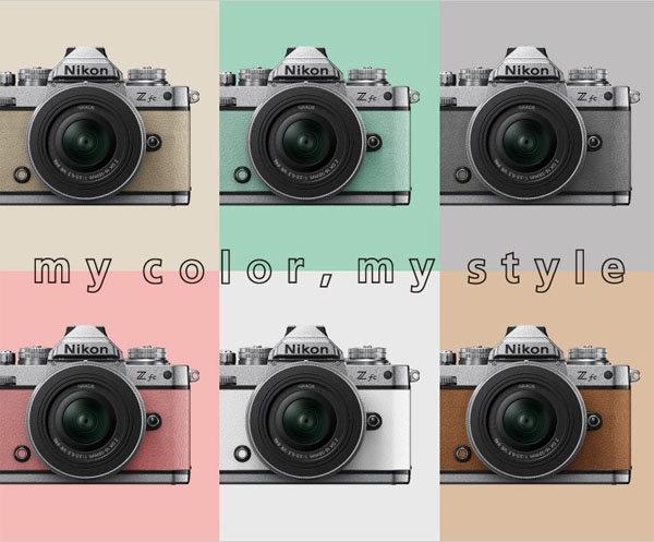 Nikonの新型カメラ『Nikon Z fc』が可愛い!昭和世代がざわつくレトロデザイン!