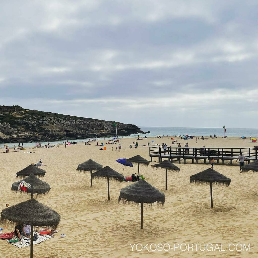 test ツイッターメディア - 川と海を一緒に楽しめるエリセイラのビーチ。 #ポルトガル #ビーチ https://t.co/0oBfoGohuw
