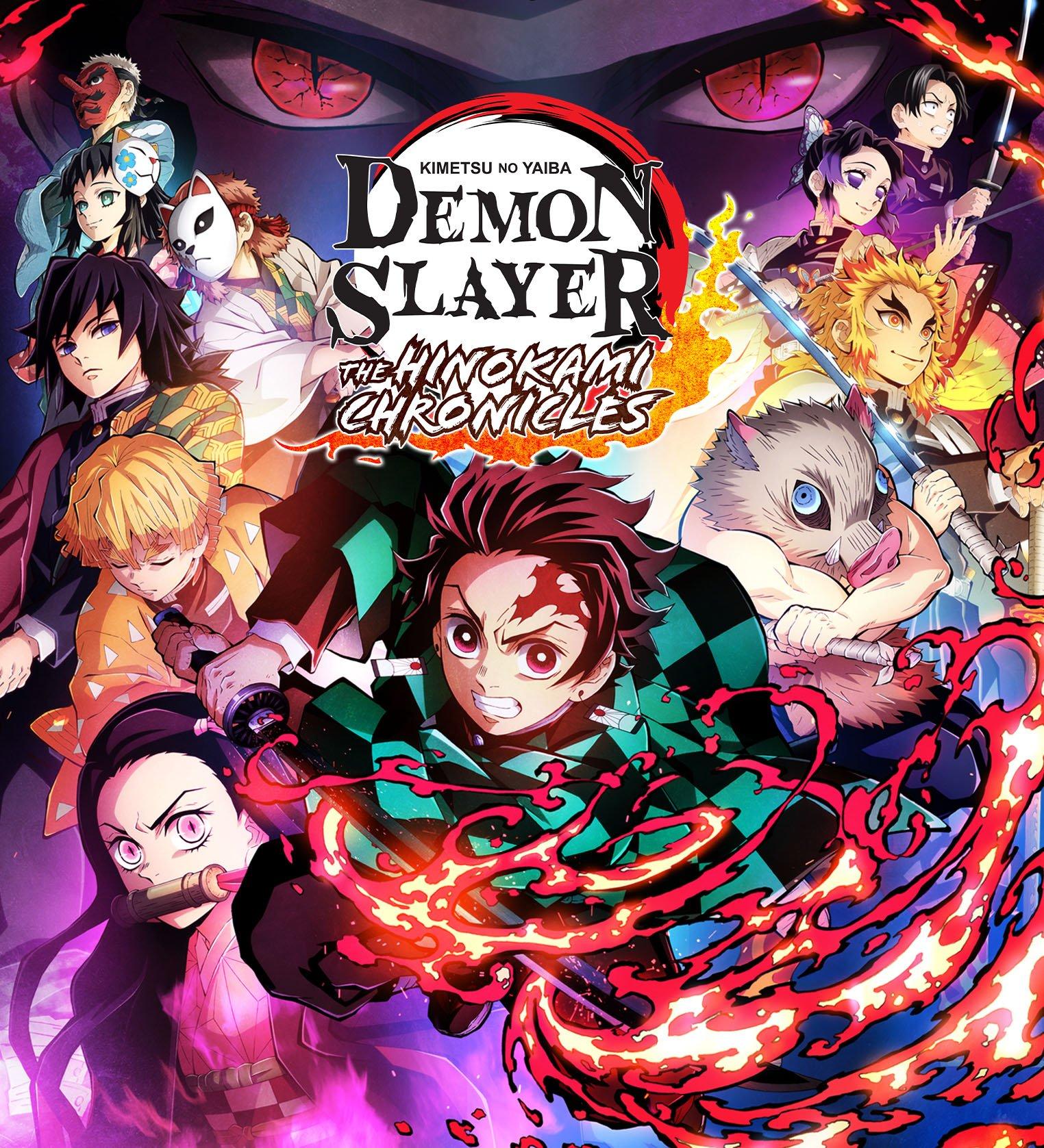 Kimetsu no Yaiba The hinokami Chronicles Demon Slayer Guardians of the Night