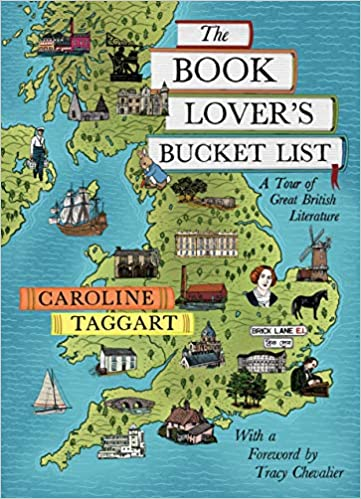 The @britishlibrary is publishing The Booklover's Bucket List: A Tour of Great British Literature, to highlight literary hotspots across the country, written by @CiTaggart with a foreword by @Tracy_Chevalier. Read more: https://t.co/51FZKsDyAi https://t.co/50KF2iUAfV