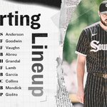 Image for the Tweet beginning: Today's start will mark Lucas
