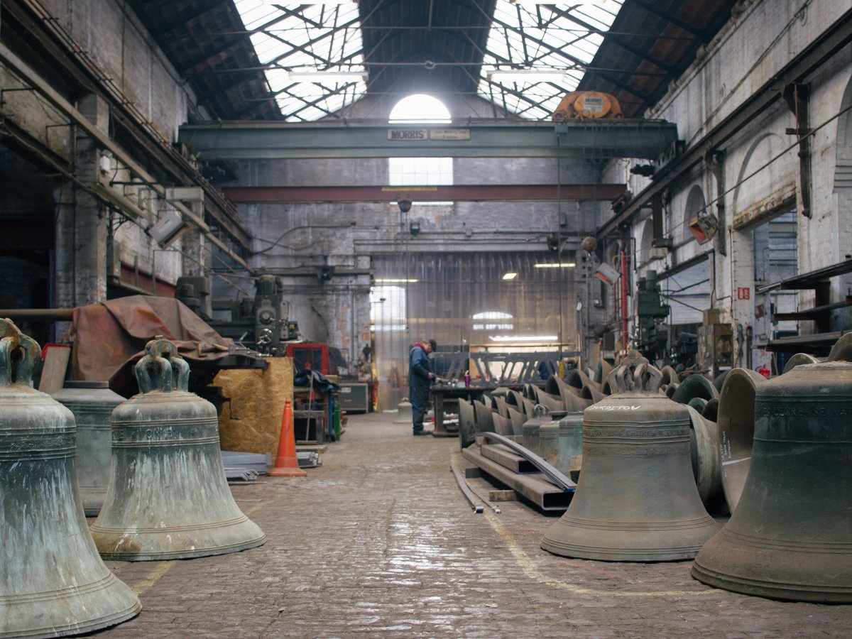 RT @Lborobelltrust: There are just a few places left on our #Friday #foundry #tour on June 25th. The tour starts at 3.30pm and lasts approximately 90 minutes - a great way to start the #weekend! Book your place now to avoid disappointment👇 https://t.co/6RJ6sbCkC7 #thingstodo #heritageisopen