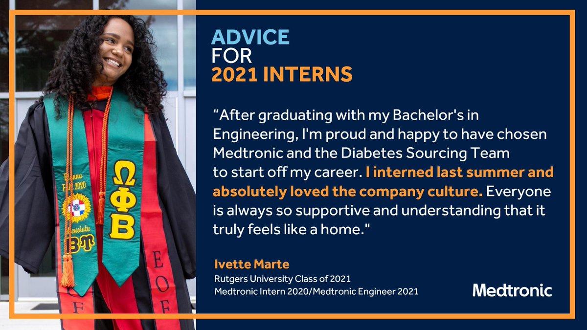 Medtronic internship