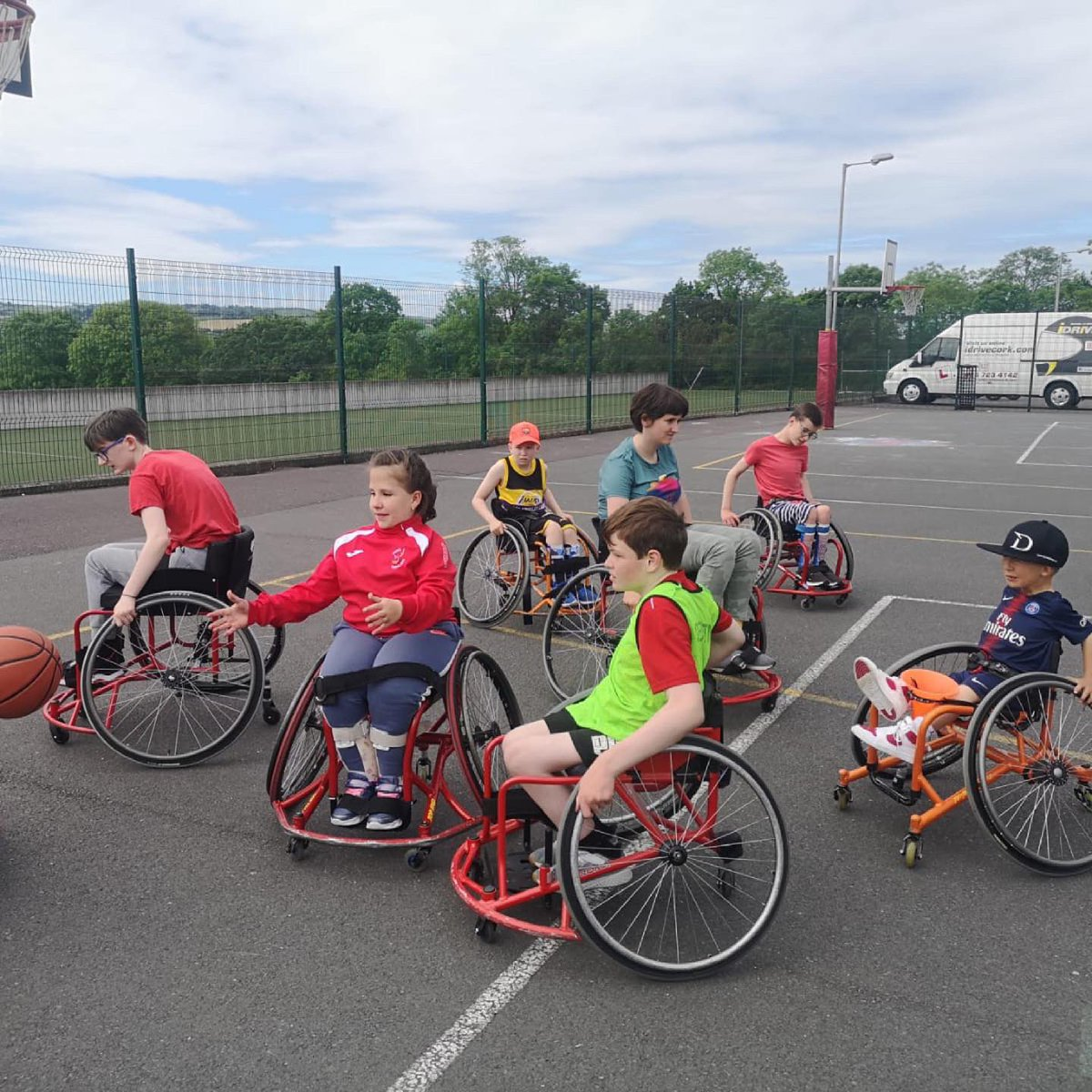Some snapshots to go with the video too!  If you've got kids wanting to get involved then email Secretary.RebelWheelers@iwasport.com for more info https://t.co/KS4ogGElSc