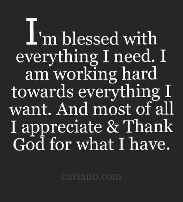 #appreciate and #thank #God https://t.co/16sZM3S3Gw