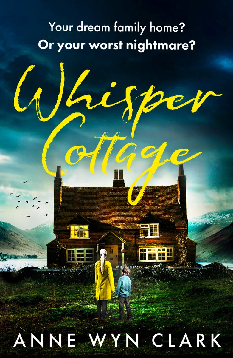 """""""Whisper Cottage is the type of story that will leave your hairs standing on end long after you've turned the final page"""", @AvonBooksUK bags @EAClarkAuthor's new novel! https://t.co/2LLD5Q33RL https://t.co/govJcdGlEi"""