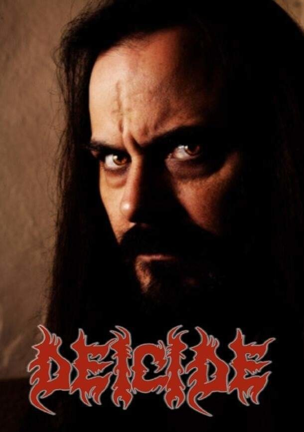 Happy Birthday to the one and only Glen Benton, from DEICIDE ! Born June 18th, 19867 !