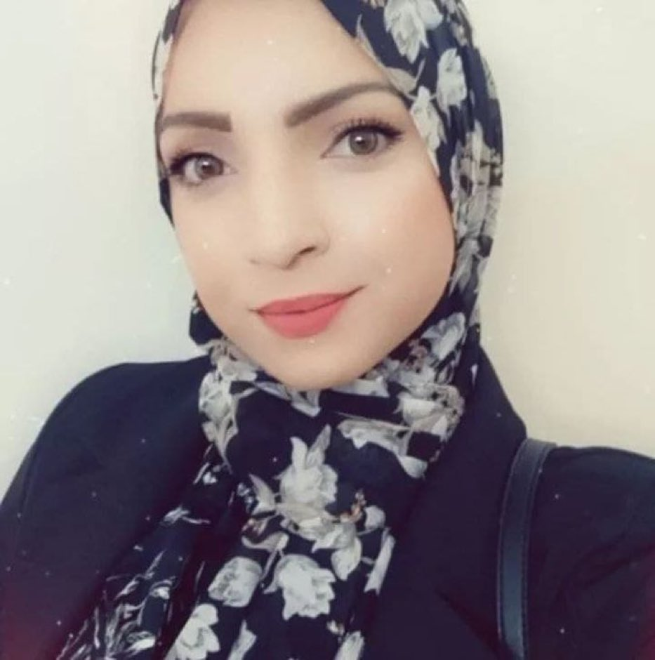 Mai Afaneh, a PhD student in psychology and mother of a four year old, was shot dead today by Israeli forces near Hizma checkpoint in occupied West Bank   The 29 year old had specialized in speech and mental health, and had a center for treating children with speech difficulties https://t.co/NPC5RrFQAB