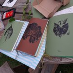 Image for the Tweet beginning: We enjoyed making notebooks and
