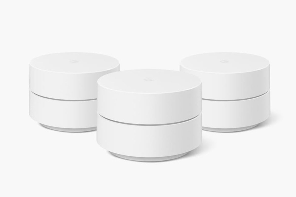 Google's refreshed WiFi router comes to Canada and Europe