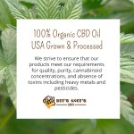 We strive to ensure that our products meet our requirements for quality, purity, cannabinoid concentrations, and absence of toxins including heavy metals and pesticides. #cannabidiolextract #cannabidiol#hempoilextract #cbd https://t.co/g0NiD41hwd
