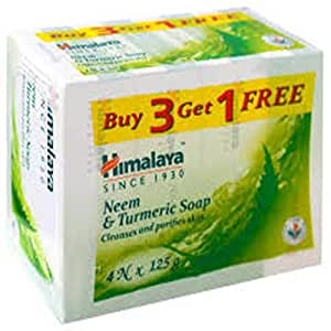 Himalaya Neem and Turmeric Soap, 125g (B  🔹 Offer price-₹101.00  🔹 MRP-₹135.00  🔹 You Save: ₹ 34.00 (25%)  ✨ Reviews-4.4 out of 5 stars  ✨ Category- #beauty  https://t.co/TXWn3oi5dV #deal #loot https://t.co/CU37cbFv0L