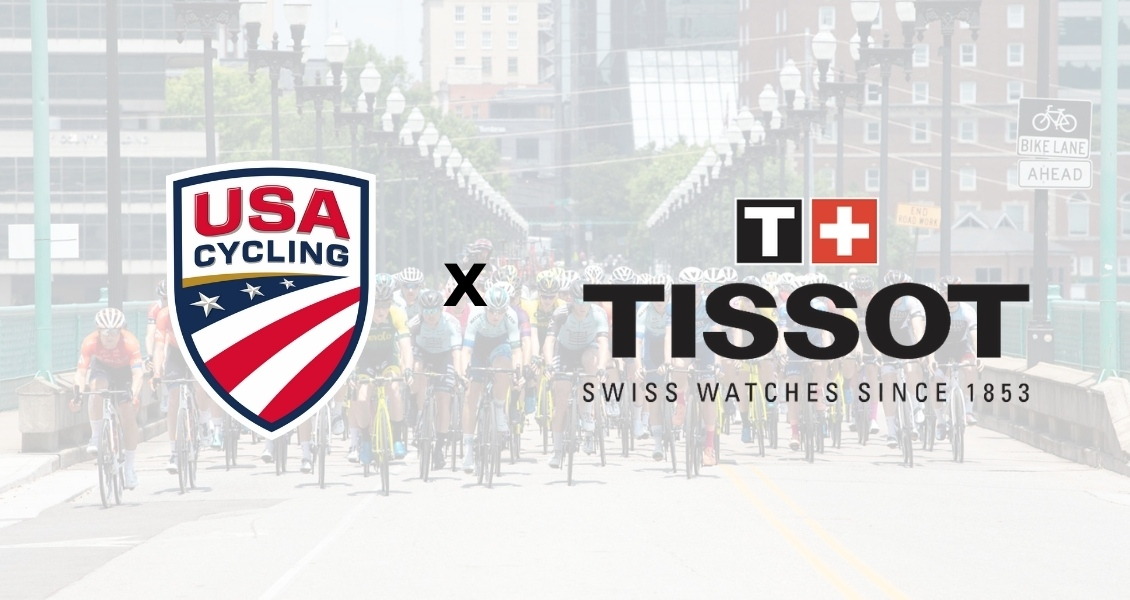 Tissot and USA Cycling Announce Partnership @usacycling @TISSOT #ThisIsYourTime #RideWithUS #WeChampionCycling https://t.co/7J7YB2TJXo https://t.co/gLy2T3DPs5