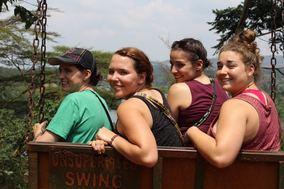 Cultivate meaningful and lasting relationships with other volunteers, short-term teams, the #MissionTripsUganda community, and most importantly Christ. #jointhejourney #serve #missions #uganda #africa https://t.co/vq0KfgQkqn